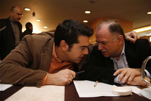 Dimitris-Papadimoulis-ALexis-Tsipras