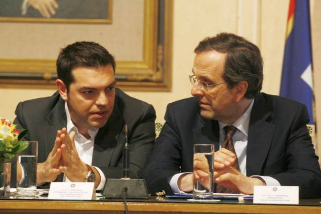 Antonis-Samaras-Alexis-Tsipras1