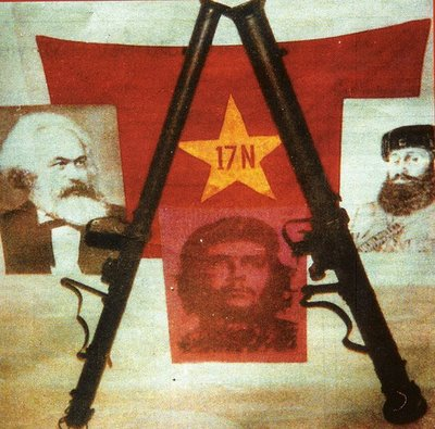 Revolutionary Organization 17 November