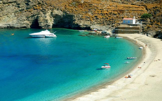 axla Οι πιο όμορφες παραλίες της Ελλάδας! Μια μαγική βόλτα με φόντο το βαθύ γαλάζιο