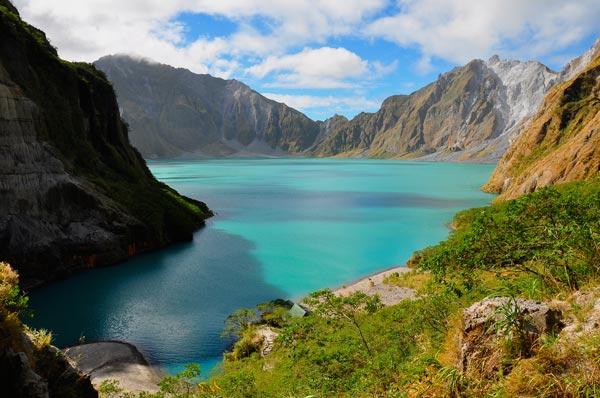 Crater Lake, Mount Pinabuto