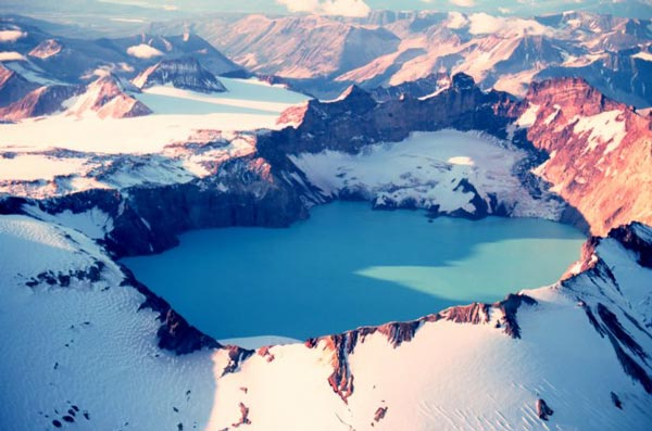 Crater Lake, Mount Katmai