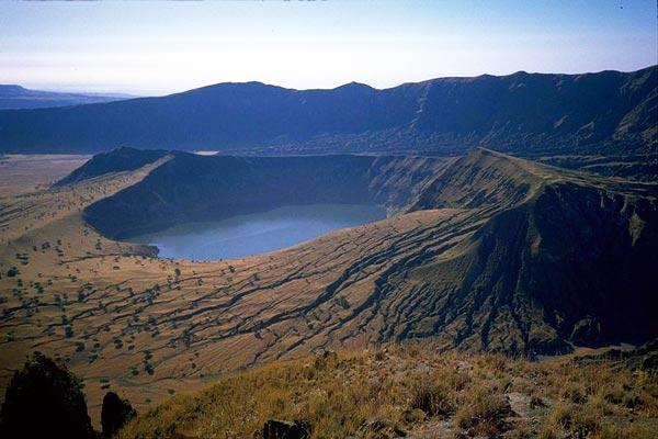 Deriba Crater Lake