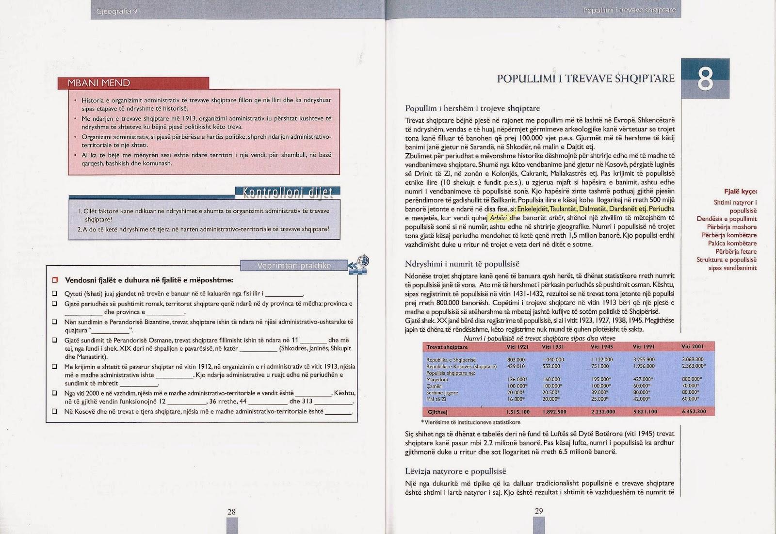 GJEOGRAFIA 9 σελ 28-29