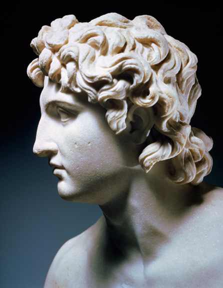 Alexander Great Bust