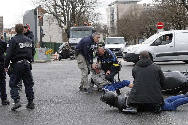 Charlie Hebdo: Οι τρεις μέρες που άλλαξαν την Γαλλία