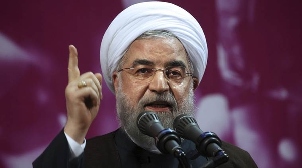 iran election rouhani