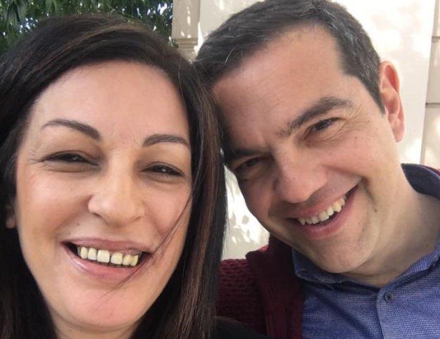 Μυρσίνη ΛοΐζουΠαραιτούμαι από το ευρωψηφοδέλτιο του ΣΥΡΙΖΑ