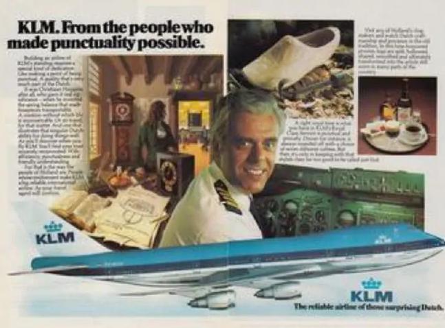 Ο πιλότος της KLM Veldhuyzen van Zanten ήταν το