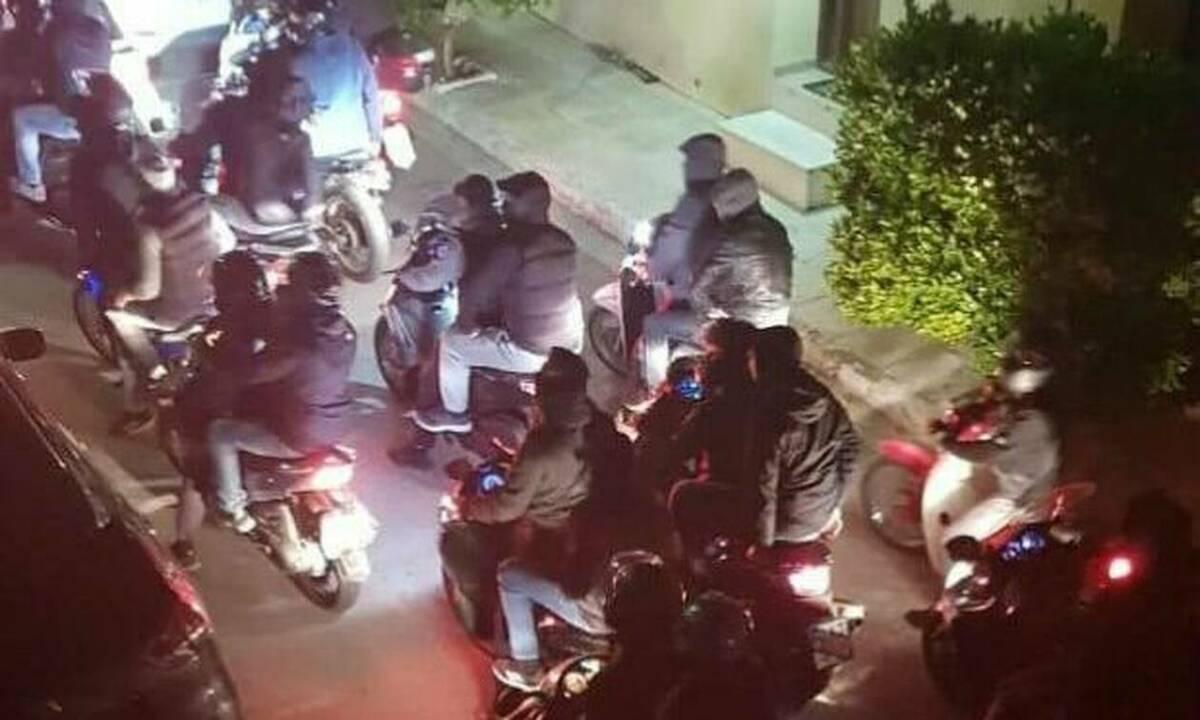 Νέα επίθεση χούλιγκαν του Ολυμπιακού στο σπίτι του Αναστόπουλου - Πέταξαν εμπρηστική μολότοφ s1 14