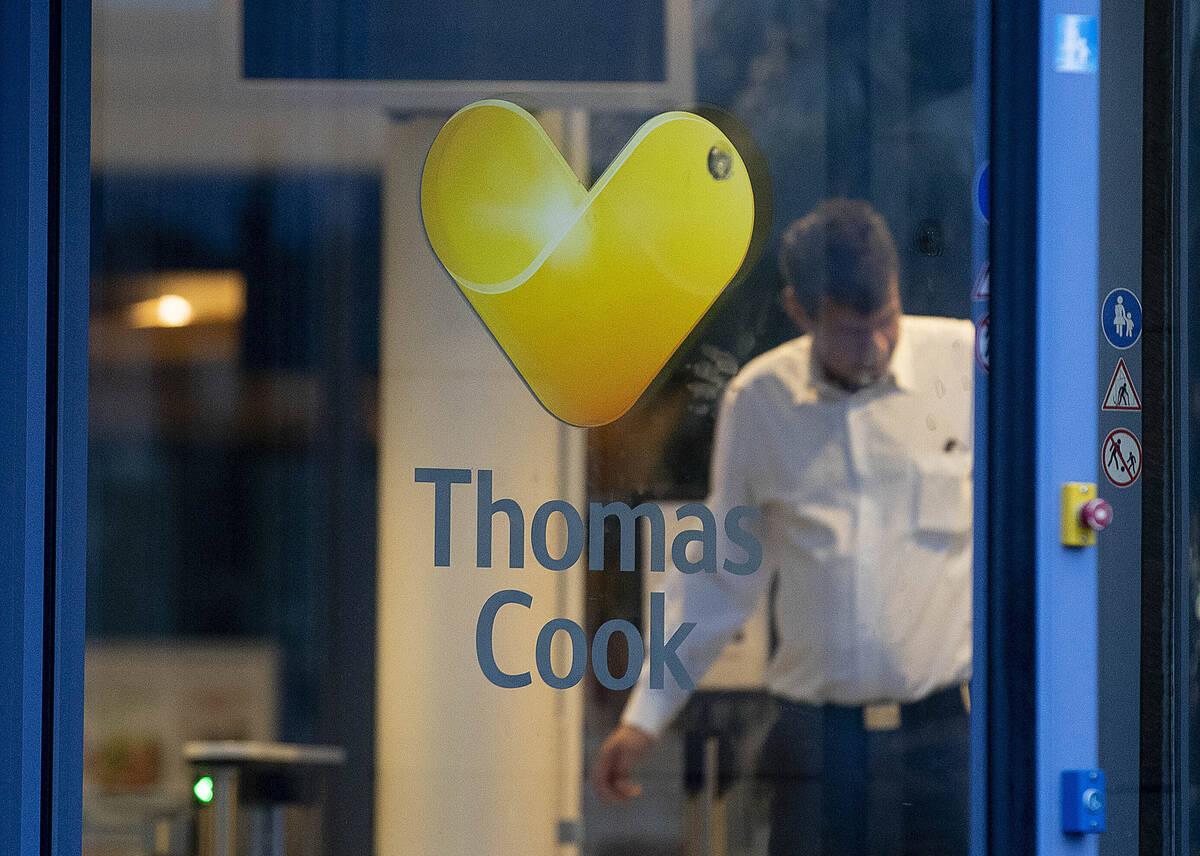 Thomas Cook Σύσκεψη στο υπ Οικονομικών για να αντιμετωπισθεί η χρεοκοπία της εταιρείας στην χώρα