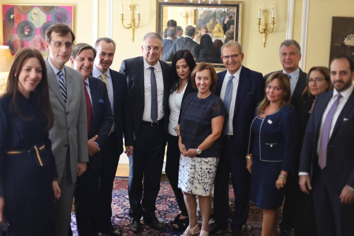 Θεοδωρικάκος Βουλευτές και κόμματα να ακούσουν τη φωνή της ομογένειας