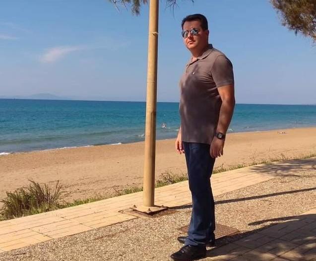 Θρήνος Νεκρός σε τροχαίο ο Διονύσης Θεοδωρακόπουλος