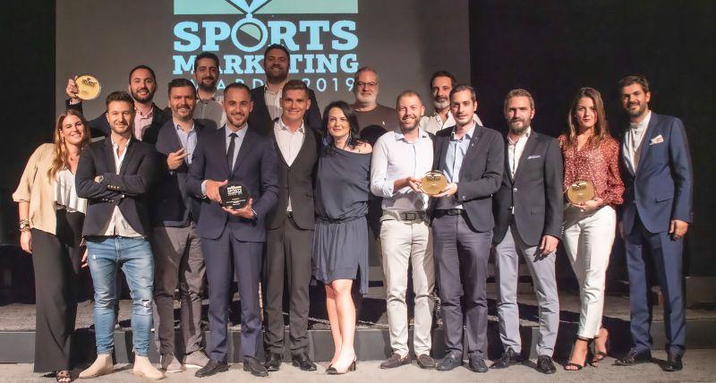 Stoiximan Στην κορυφή των Sports Marketing Awards