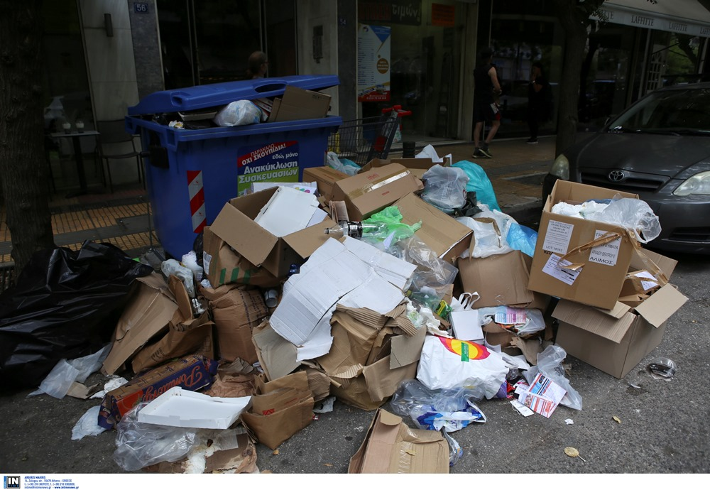 Απεργία ΠΟΕ-ΟΤΑ Κλιμακώνουν τις κινητοποιήσεις τους οι εργαζόμενοι στους δήμους